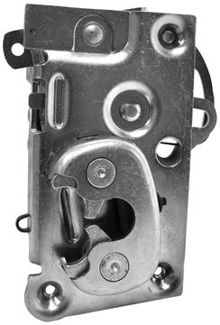 Picture of DOOR LATCH LH 1964-65 FALCON/COMET : M3616H BRONCO 66-67