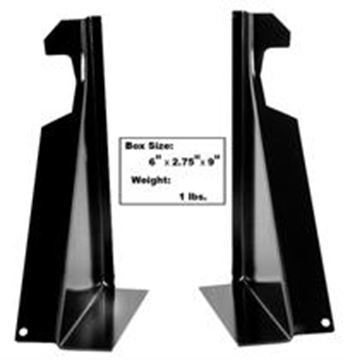 Picture of FLOOR PAN FRONT BRACE SUPPORT 66-77 : 3746DWT BRONCO 66-77