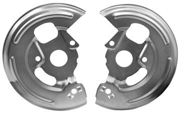 Picture of BRAKE/DISC BACKING PLATE 67-68 PAIR : 1006F CAMARO 67-68