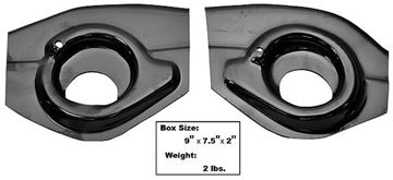 Picture of COIL SPRING UPPER MOUNT 1967-69 PR : 1003B CAMARO 67-69