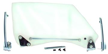 Picture of DOOR GLASS ASSEMBLY RH 1968-9 : 1076EX CAMARO 68-69