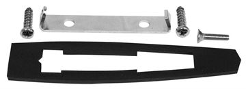 Picture of DOOR MIRROR MOUNTING KIT 1967-69 : M1030A CAMARO 67-69