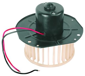 Picture of HEATER BLOWER MOTOR WO/AC : 1041W CAMARO 67-76