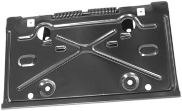 Picture of LICENSE PLATE BRACKET REAR 70-77 : 1078A CAMARO 70-77