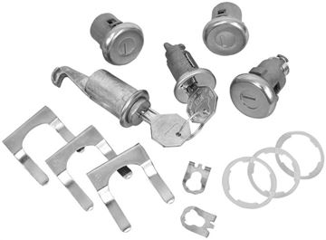 Picture of LOCK KIT : 288 CAMARO 67-67