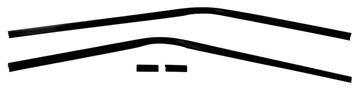 Picture of MOLDING WINDOW TRIM REAR 67-68 3 PC : K887 CAMARO 67-69