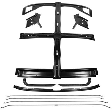 Picture of ROOF BRACE KITS (14 PCS/SET) 67-68 : 1004A CAMARO 67-68