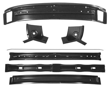 Picture of ROOF PANEL BRACE/BOW KIT 1969 : 1004B CAMARO 69-69