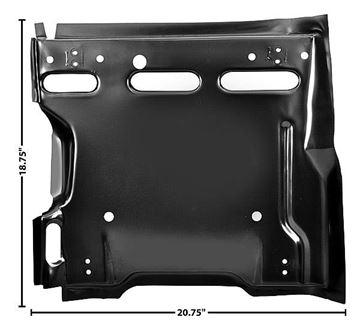 Picture of SEAT PLATFORM LH 1969 : 1051 CAMARO 69-69