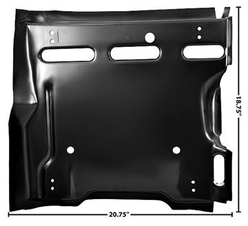 Picture of SEAT PLATFORM RH 1969 : 1050 CAMARO 69-69