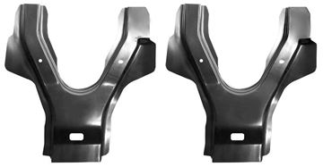 Picture of SEAT/REAR BRACE 67-69 COUPE PAIR : 1001D CAMARO 67-69
