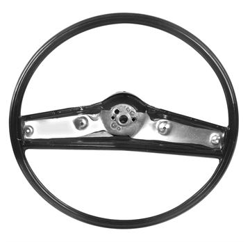 Picture of STEERING WHEEL BLACK 69 CAMARO : 3939731 CAMARO 69-69