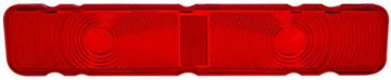 Picture of TAIL LAMP LENS 67 RS : M1039E CAMARO 67-67