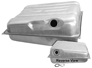 Picture of GAS TANK 1970 W/O ECS CHALLENGER : T84 CHALLENGER 70-74