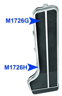 Picture of ACCELERATOR PEDAL TRIM 65-70 IMPALA : M1726H CHEVELLE 64-67