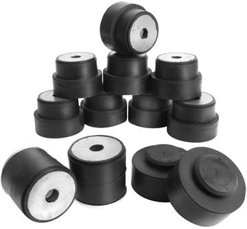Picture of BODY BUSHINGS 1968-72 COUPE/SEDAN : M1453 CHEVELLE 68-72