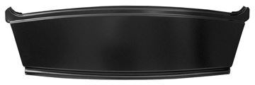 Picture of DECK LID FILLER PANEL 66-67 : 1489B CHEVELLE 66-67