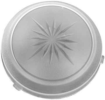 Picture of DOME LIGHT LENS 70-81 CAMARO : 8732777 CHEVELLE 70-81