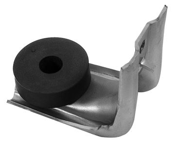 Picture of DOOR GLASS FRONT CHANNEL SUPPORT : 1485N CHEVELLE 70-72