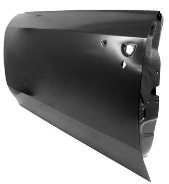 Picture of DOOR SHELL LH 66-67 : 1485B CHEVELLE 66-67