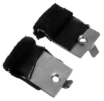 Picture of DOOR WINDOW GUIDE STABILIZER PAIR : 1485Q CHEVELLE 70-72