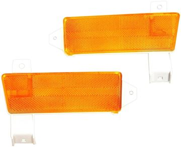Picture of FENDER LAMP LOWER 70 PAIR : L70F CHEVELLE 70-70
