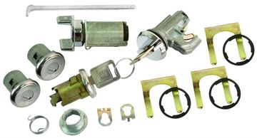 Picture of LOCK KIT : 338 CHEVELLE 70-77