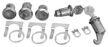 Picture of LOCK KITS : 292 CHEVELLE 65-65