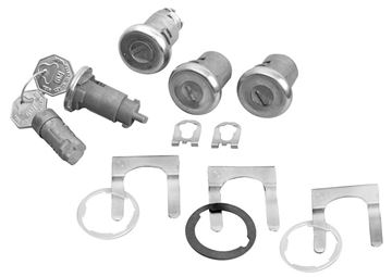 Picture of LOCK KITS : 294 CHEVELLE 67-67