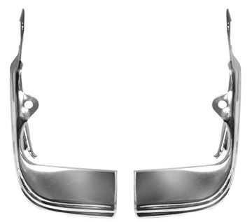 Picture of MOLDING GRILLE EXTENSION PR 68 : M1362C CHEVELLE 66-66