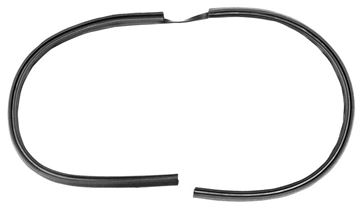 Picture of MOLDING HEADLINER REAR 1968-1972 : M1460B CHEVELLE 68-72