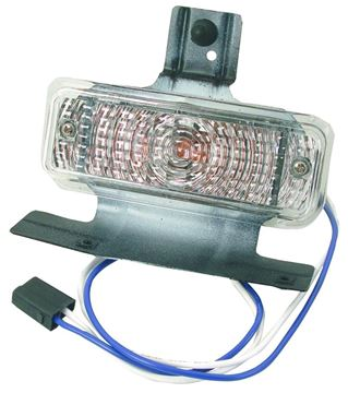 Picture of PARK LAMP ASSY RH 69 CHEVELLE STD : L69AR CHEVELLE 69-69