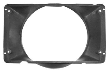 Picture of RADIATOR FAN SHROUD 66-67 S/B : 1488W CHEVELLE 66-67