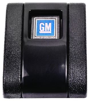 Picture of SEAT BELT BUCKLE COVER STD W/GM : K883G CHEVELLE 68-72