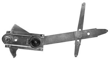 Picture of WINDOW REGULATOR RH 66-67 : 1547R CHEVELLE 66-67