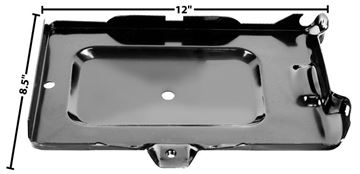 Picture of BATTERY TRAY 73-80 : 1100Q CHEVY PICKUP 73-80