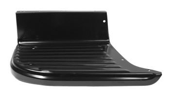 Picture of BED STEP LH 55-66 SHORT BED BLACK : 1104L CHEVY PICKUP 55-59