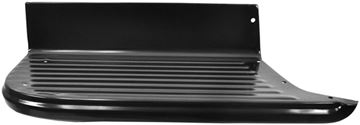Picture of BED STEP LONGBED LH 55-59 BLACK : 1104J CHEVY PICKUP 55-59