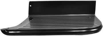 Picture of BED STEP LONGBED RH 55-59 BLACK : 1104I CHEVY PICKUP 55-59