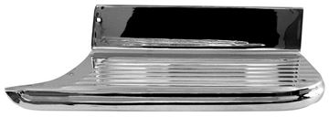 Picture of BED STEP RH 55-59 LONGBED CHROME : 1104IC CHEVY PICKUP 55-59