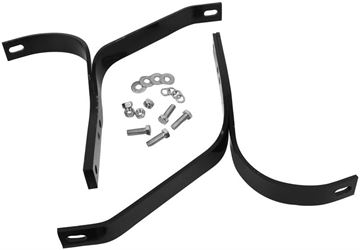 Picture of BUMPER BRACKET REAR SET OF 4 47-55 : 1101 CHEVY PICKUP 50-55