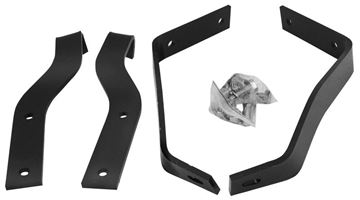 Picture of BUMPER BRACKET SET REAR 55-59 4PC : 1101A CHEVY PICKUP 55-59