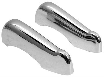 Picture of BUMPER GUARD FRONT 47-55 PAIR : 1125 CHEVY PICKUP 50-55