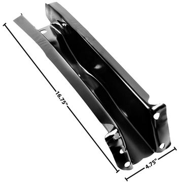 Picture of CAB FLOOR FRONT SUPPORT 1960-66 : 1106AK CHEVY PICKUP 60-66