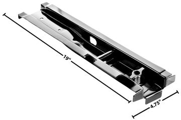 Picture of CAB FLOOR FRONT SUPPORT LH 47-55 : 1106AE CHEVY PICKUP 47-55