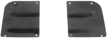 Picture of DOOR ACCESS PLATES 55-59 PR : 1103CC CHEVY PICKUP 55-59