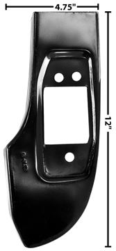 Picture of DOOR PILLAR FRONT LOWER RH 47-55 : 1102BE CHEVY PICKUP 47-55