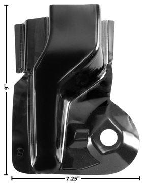 Picture of DOOR PILLAR FRONT LOWER RH 67-72 : 1102BS CHEVY PICKUP 67-72