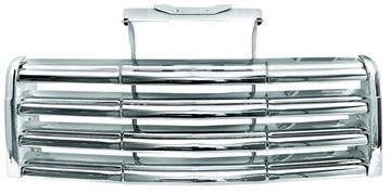Picture of GRILLE ASSEMBLY 47-54 CHROME GMC : M1137F CHEVY PICKUP 47-52
