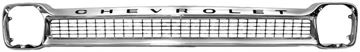 Picture of GRILLE CHROME 1964-66 : M1129 CHEVY PICKUP 64-66
